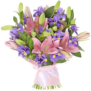 Купить цветы в великих луках подарок мужчине на 25 лет свадьбы